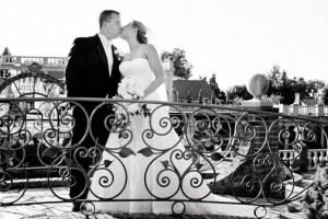Wedding Photo Trends: Black-and-White