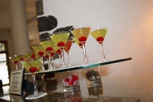 Cocktail Party Menu: Cold Station Trends