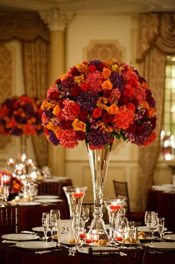 Winter Wedding Trends: Flowers