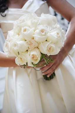 Choosing Perfect Wedding Flowers