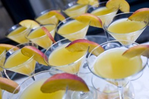 Specialty Cocktails to go with your Wedding Theme