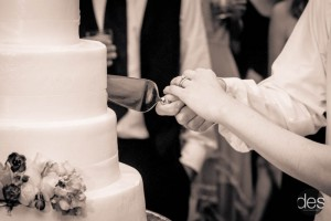 Ways to Make Cutting Your Wedding Cake a Special Moment