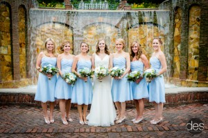 The Most Popular Wedding Color Palettes for Spring 2015