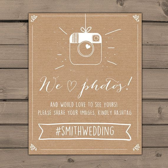 Social Media Sharing Rules for Weddings and Parties