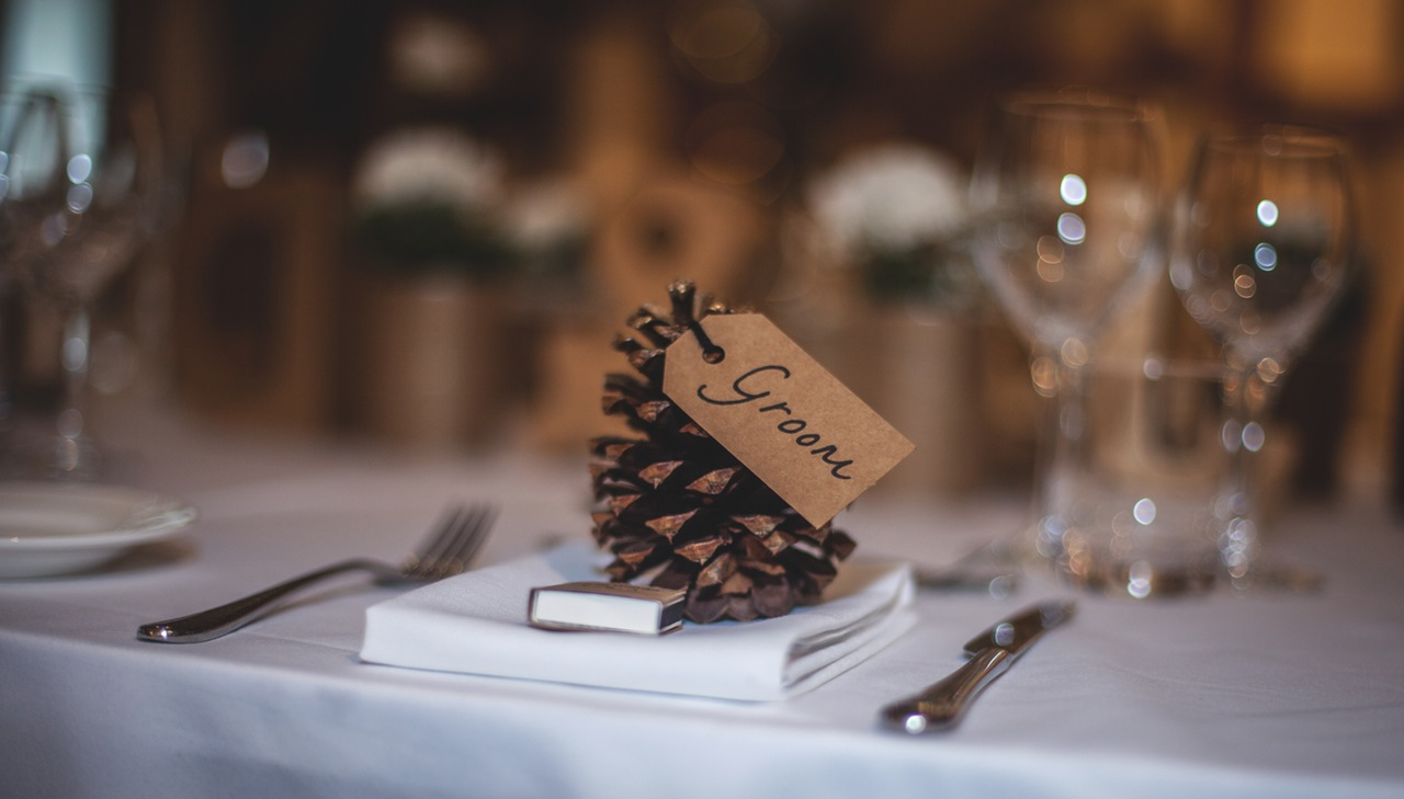 Fall Wedding Guest Favor Ideas