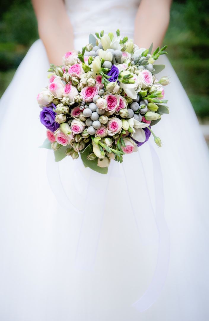 Spring Wedding Floral Arrangements