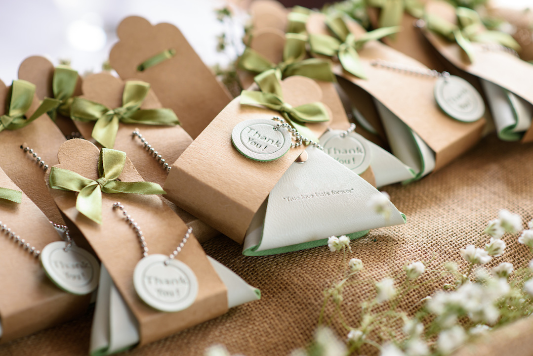 Spring Wedding Guests Favors