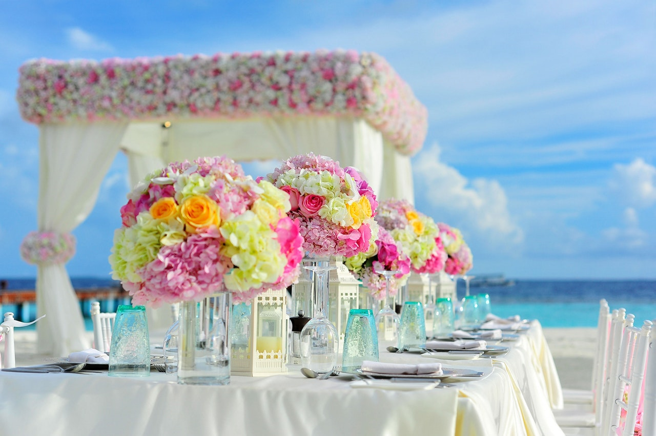 Wedding Trends: Planning A Beach Wedding