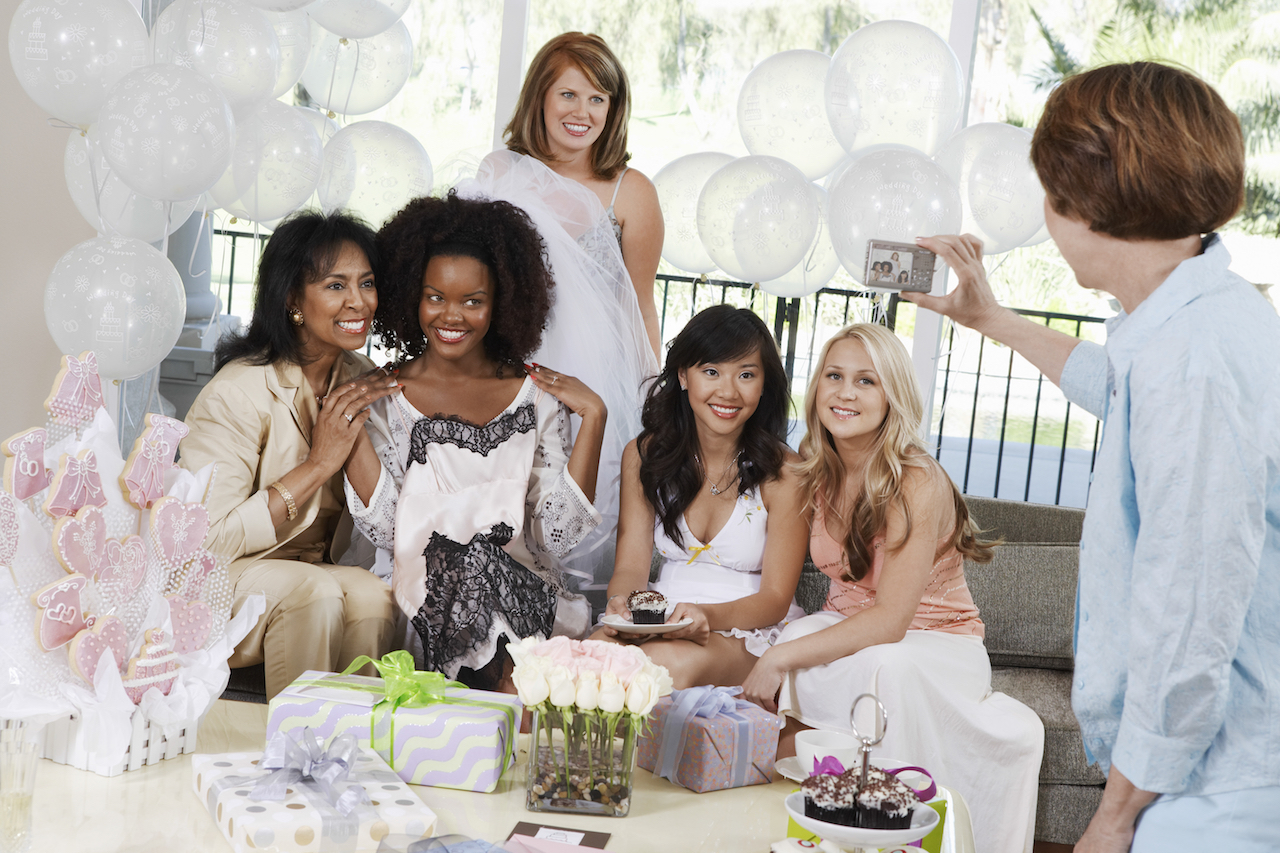 What Are the Top Bridal Shower Trends?