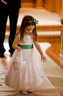 Tips For Having A Flower Girl and Ring Bearer In Your Wedding