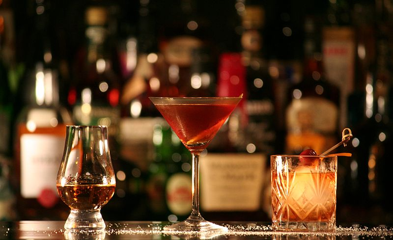 Top Cocktail Trends For 2018