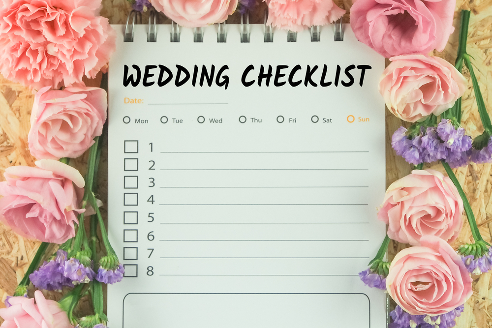 Wedding Checklist: Guide To Wedding Registries