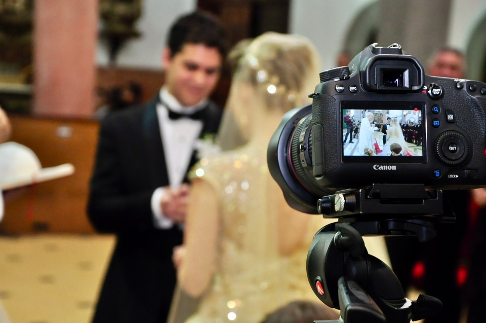 Creating A Memorable Wedding Video